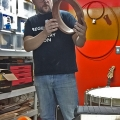 lame horse instruments-workshop photo 2