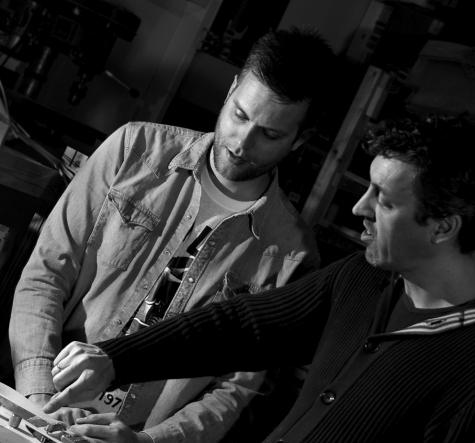 volt electrics-group photo_Ewout+Sander