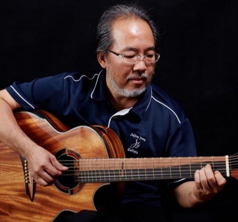 jeffrey yong guitars-portrait photo