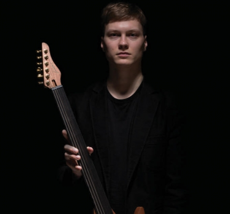 lava guitars-portrait photo
