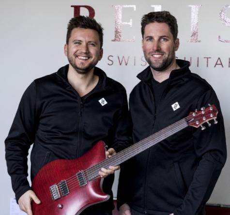 relish guitars-portrait photo