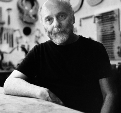 william laskin-guitarmaker-portrait photo